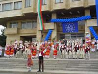 Official opening ceremony of the Days in Shumen. Feast-concert /